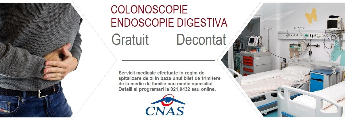 Colonoscopie, Endoscopie digestiva gratuit