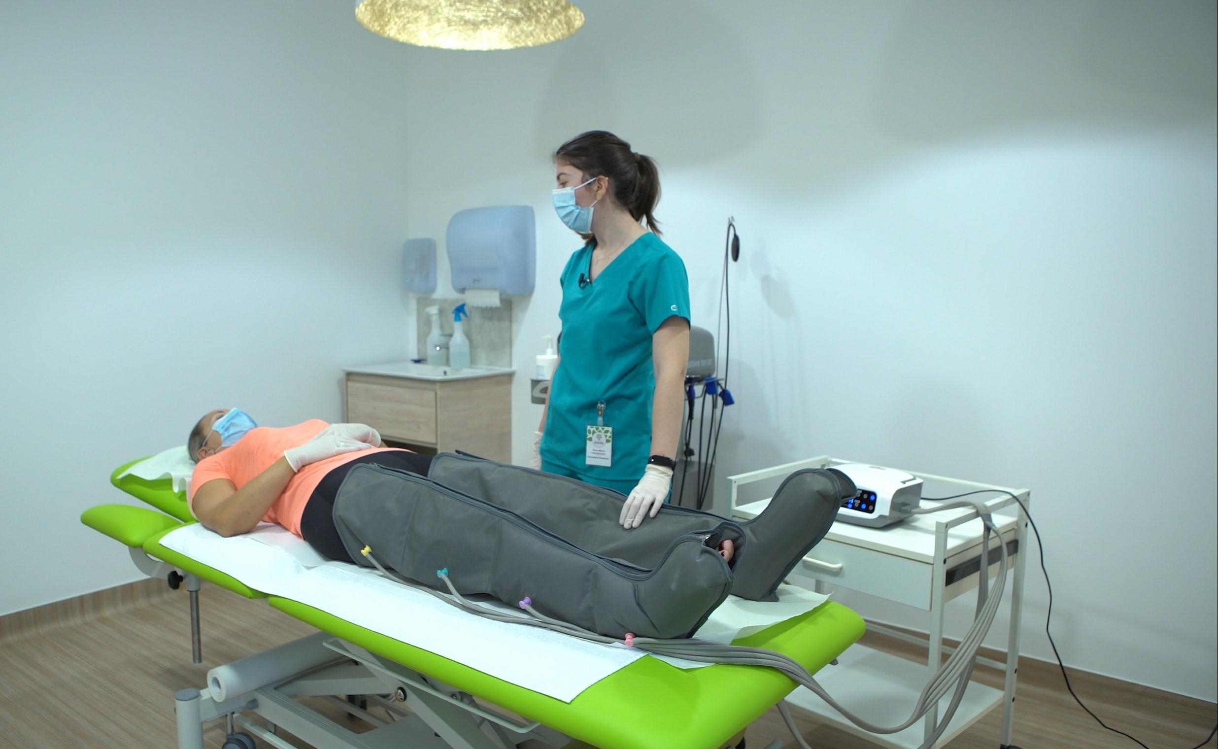 procedura de limfatic și varicoză)